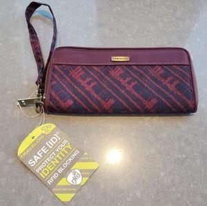Nylon RFID Wallet
